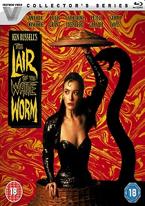 Lair of the White Worm (1988) artwork