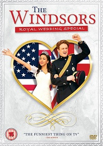 The Windsors: Royal Wedding Special (2018) artwork