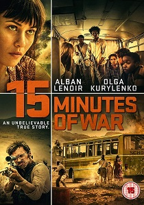 15 Minutes of War (2019) artwork