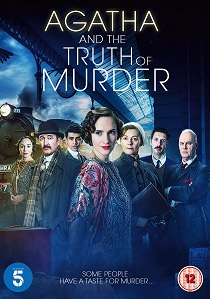 Agatha and The Truth of Murder artwork