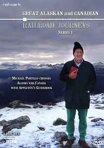 Great Canadian and Alaskan Railroad Journeys: Series 1 (2019) artwork