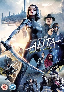 Alita: Battle Angel (2019) artwork