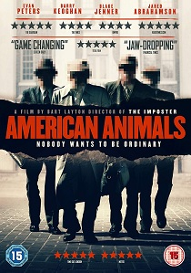 American Animals (2018) artwork