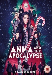 Anna and the Apocalypse (2017) artwork