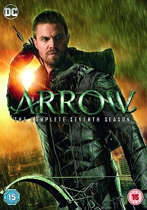Arrow: Season 7 (2018) artwork