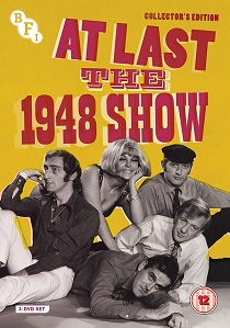At Last The 1948 Show (1967) artwork