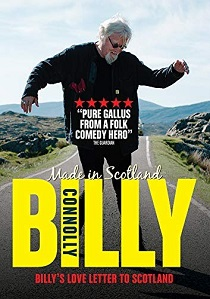 Billy Connolly: Made In Scotland (2019) artwork