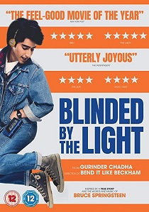 Blinded By The Light (2019) artwork