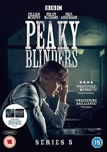 Peaky Blinders S5 artwork