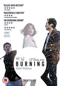 Burning (2019) artwork