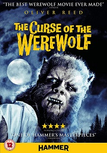 The Curse of the Werewolf (1961) artwork