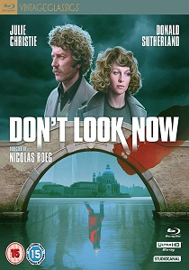 Don't Look Now: Collector's Edition (1973) artwork