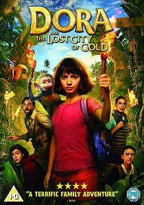 Dora and the Lost City of Gold artwork