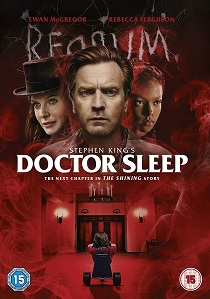 Doctor Sleep artwork