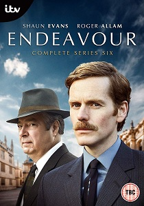 Endeavour artwork