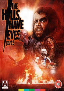 The Hills Have Eyes: Part II (1984) artwork