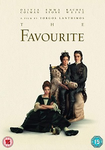 The Favourite (2018) artwork