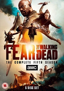 Fear the Walking Dead S5 artwork