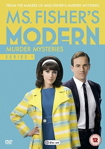 Ms Fisher's Modern Murder Mysteries: Series 1 (2019) artwork