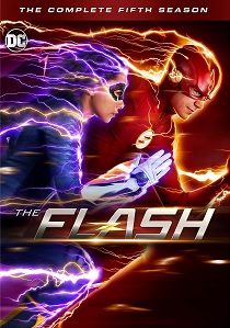 The Flash: Season 5 (2018) artwork