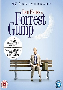 Forrest Gump: 25th Anniversary Edition (1994) artwork