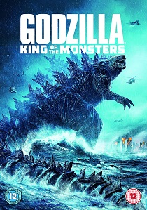 Godzilla II: King of the Monsters (2019) artwork