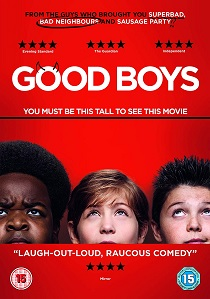 Good Boys (2019) artwork