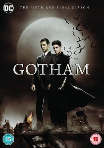 Gotham: Season 5 (2019) artwork