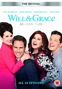 Will and Grace The Revival - Season 2 (2018) artwork