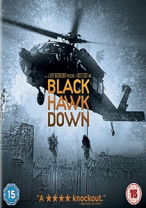 Black Hawk Down (2001) artwork