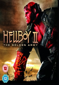 Hellboy II: The Golden Army (2008) artwork