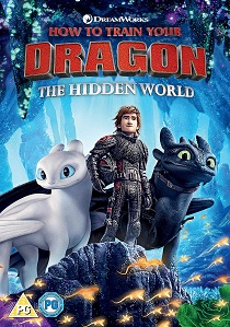 How to Train Your Dragon: The Hidden World (2019) artwork