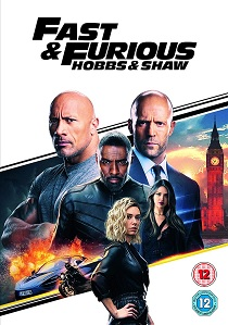 Fast & Furious Presents artwork
