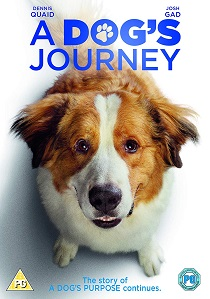 A Dog's Journey artwork