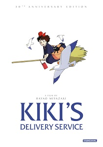 Kiki's Delivery Service artwork