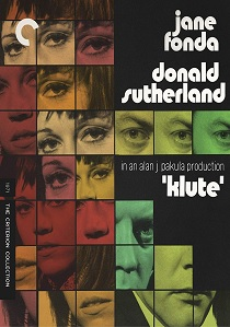 Klute: The Criterion Collection (1971) artwork