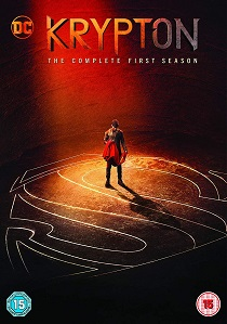 Krypton: Season 1 (2018) artwork