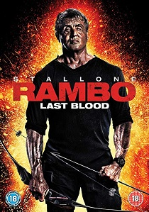 Rambo: Last Blood (2019) artwork