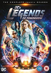 DC's Legends of Tomorrow: Season 4 (2018) artwork