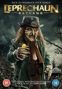 Leprechaun Returns artwork