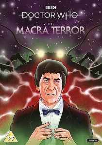 Doctor Who: The Macra Terror (1967) artwork