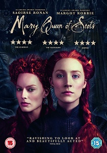 Mary Queen of Scots (2018) artwork