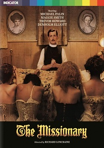 The Missionary (1983) artwork