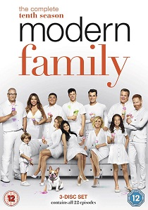 Modern Family: Season 10 (2018) artwork