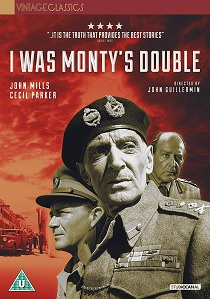 I Was Monty's Double (1958) artwork