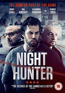 Night Hunter (2019) artwork