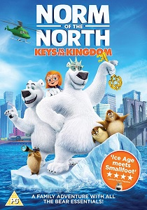 Norm Of The North: Keys To The Kingdom (2018) artwork
