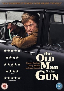 The Old Man and The Gun artwork
