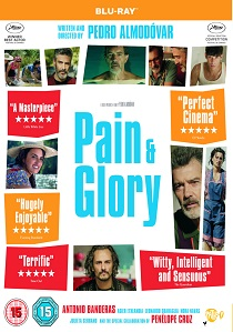 Pain & Glory (2019) artwork