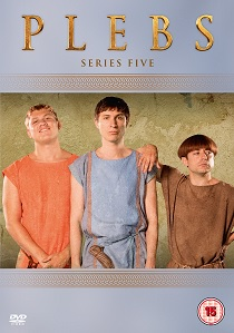 Plebs S5 artwork